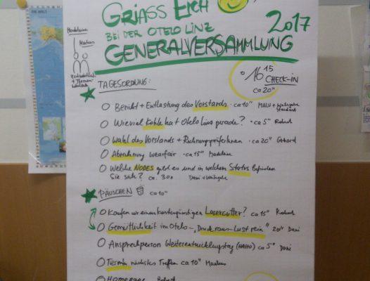 Generalversammlung 27.10.17