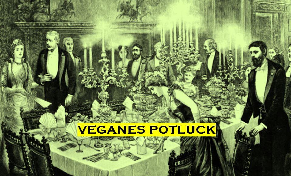 Veganes Potluck @Auwiesen ( = Veganes Indoor Picknick)