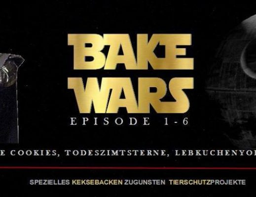 Bake Wars – Episode 3 – Die Rauhnigel der Sith