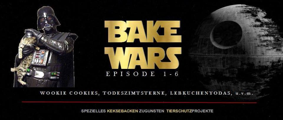 Bake Wars - Episode 3 - Die Rauhnigel der Sith