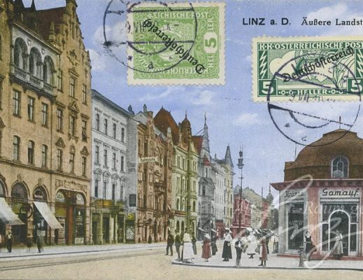 Linz Erinnerungen die 9te