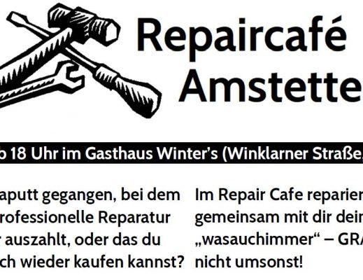 Repaircafe Amstetten