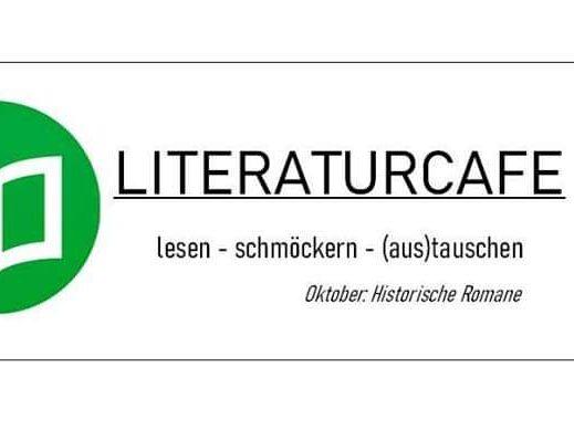 Literaturcafe – lesen schmöckern (aus)tauschen
