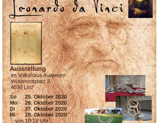 Leonardowerkstatt Ausstellung Bericht