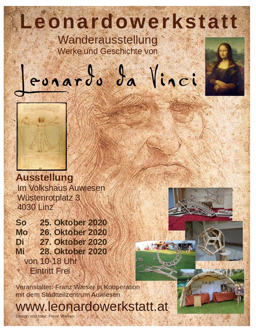 Leonardowerkstatt Ausstellung
