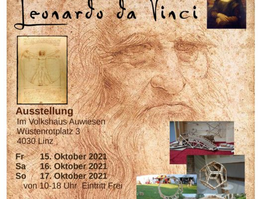 Ausstellung: Leonardowerkstatt im Volkhaus Auwiesen